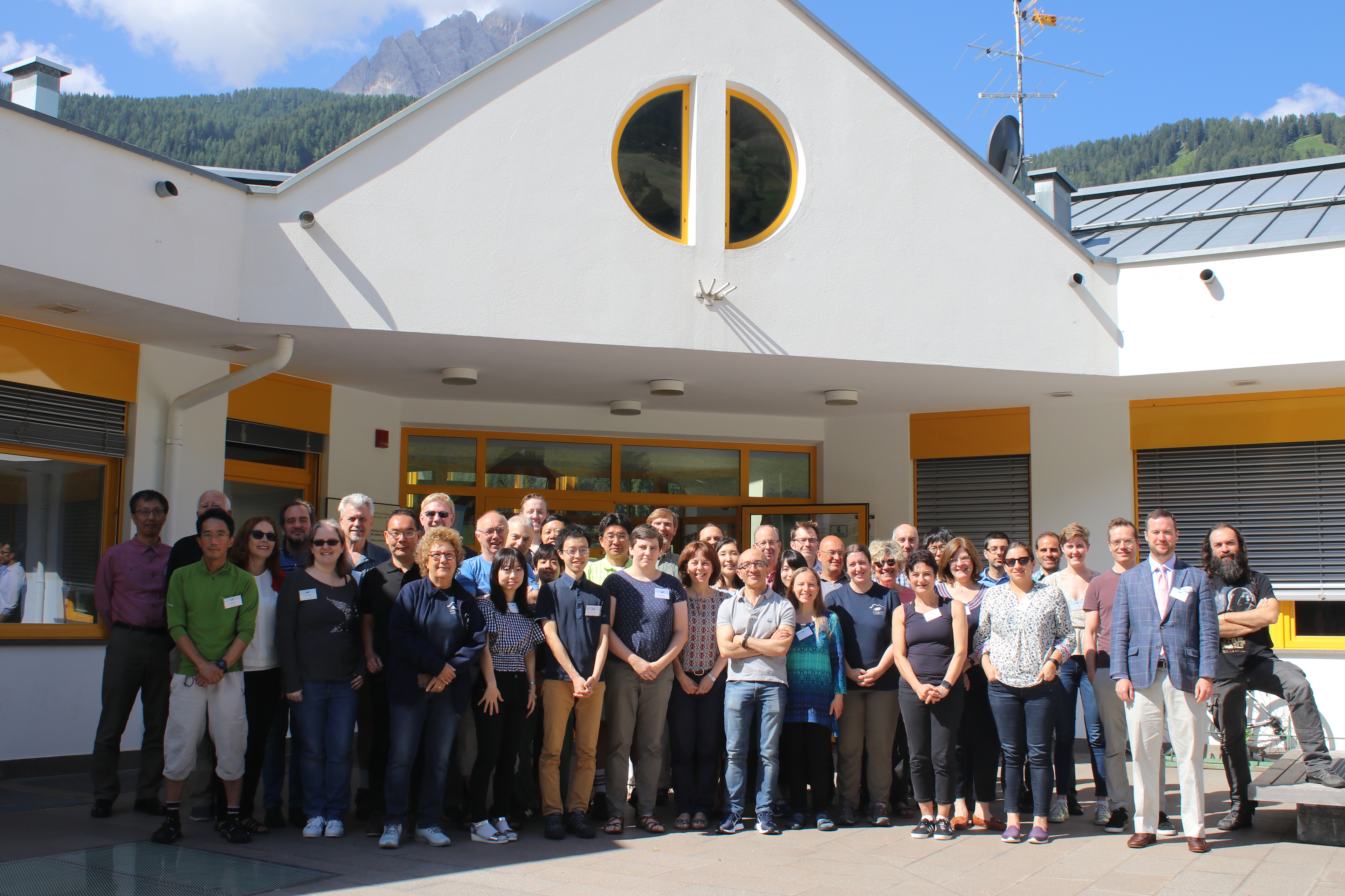 BCD2019 Conference Photo